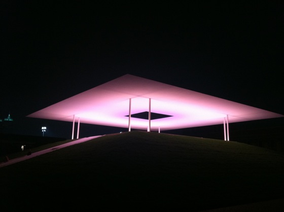 The Full James Turrell Experience in Houston