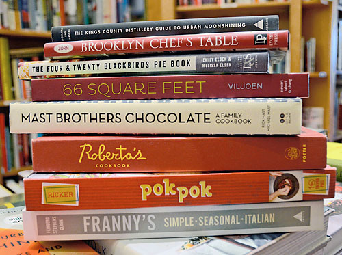 A Brooklyn cookbook holiday shopping guide